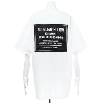 BackボックスロゴTシャツ