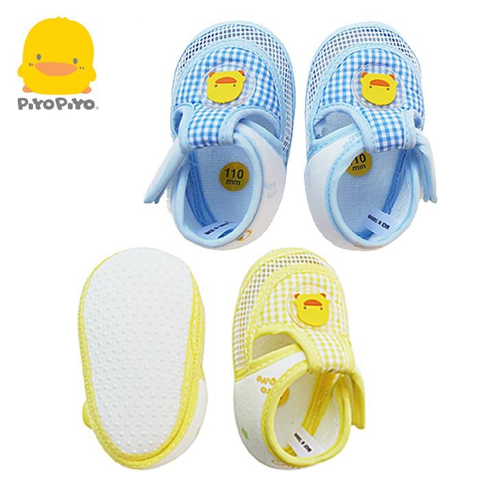黃色小鴨 PiyoPiyo 網狀嬰兒學步涼鞋 81177 學步鞋 好娃娃