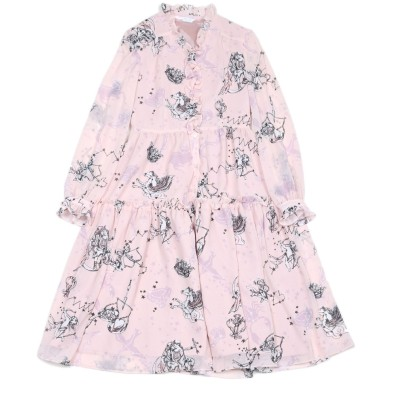 ヘブンリーシャドウ dress