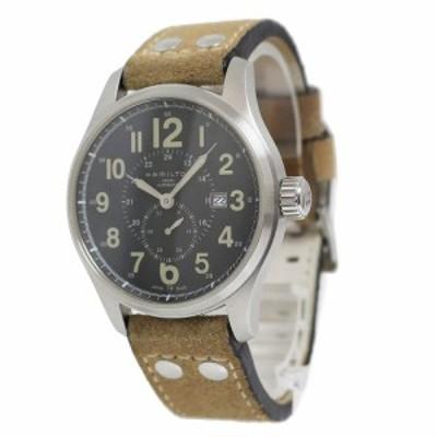 (中古)ハミルトン カーキ フィールド オヒサー 自動巻き メンズ 腕時計 H70655733 箱付