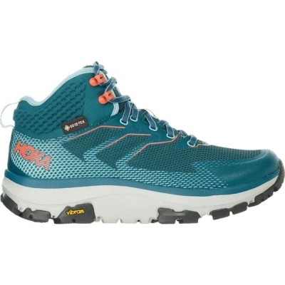ホカ オネオネ HOKA ONE ONE レディース ハイキング・登山 ブーツ シューズ・靴 Sky Toa Hiking Boot Dragonfly/Aqua Haze