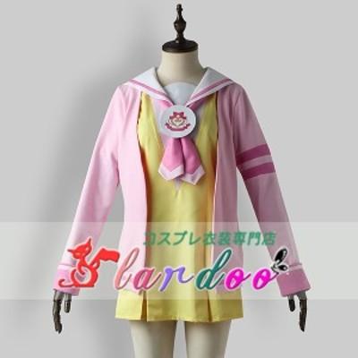 アイドルタイムプリパラ  真中 らぁら コスプレ衣装[3779]