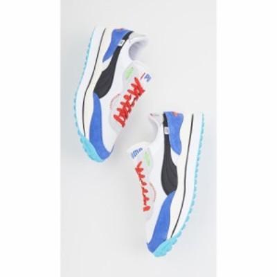 プーマ PUMA Select メンズ スニーカー シューズ・靴 Rider 020 Ride On Sneakers Puma White/Dazzling Blue/High