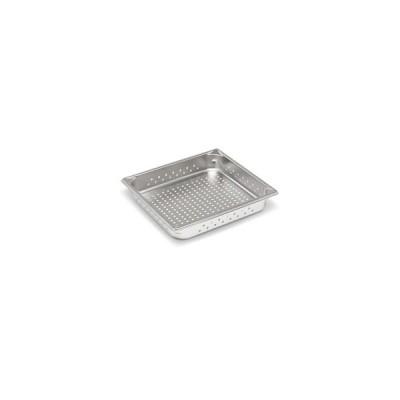ヴォルラース ガストロノームパン 18-6 スーパーパン V 穴あきパン 2/3 65mm 30123