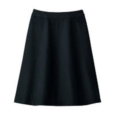 セロリーセロリー(Selery) スカート ブラック 9号 S-16650 1着(直送品)
