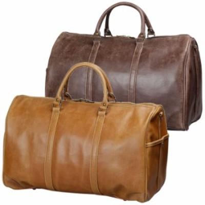 ダレスバッグ メンズ ボストンバッグ 旅行 軽量 メンズ レザー 日本製 豊岡 かばん 豊岡製鞄 ボストンバック 2泊 ショルダー付属 2way