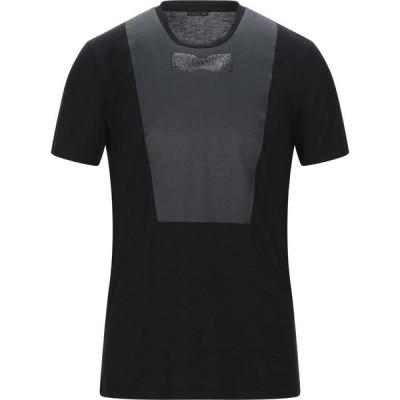 パトリツィア ペペ PATRIZIA PEPE メンズ Tシャツ トップス T-Shirt Black