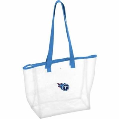 ロゴ Logo ユニセックス トートバッグ バッグ Tennessee Titans Clear Stadium Tote
