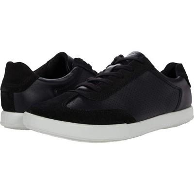 エコー Cathum Retro Sneaker メンズ スニーカー 靴 シューズ Black/Black