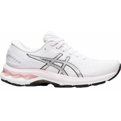 アシックス レディース スニーカー シューズ ASICS Women's GEL-Kayano 27 Running Shoes Pink