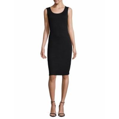 セント ジョン コレクション レディース ワンピース Rib-Knit Knee-Length Dress