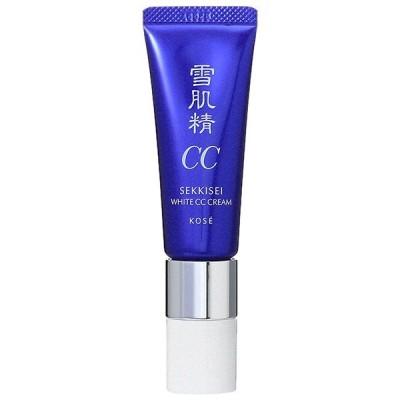 コーセー雪肌精 ホワイトCCクリーム SPF50+/PA++++ 30g