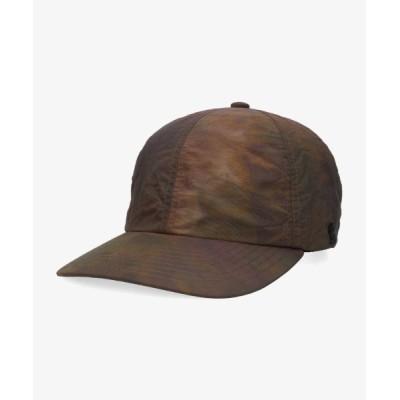 OVERRIDE / 【arth】Hand Dye 6P Cap / 【アース】ハンド ダイ 6パネル キャップ MEN 帽子 > キャップ