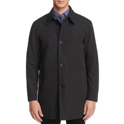 コールハーン メンズ ジャケット・ブルゾン アウター Rain Car Coat