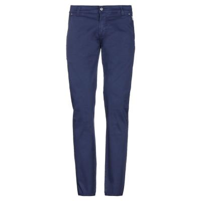 ロイ ロジャース ROŸ ROGER'S パンツ ブルー 29W-36L コットン 98% / ポリウレタン 2% パンツ
