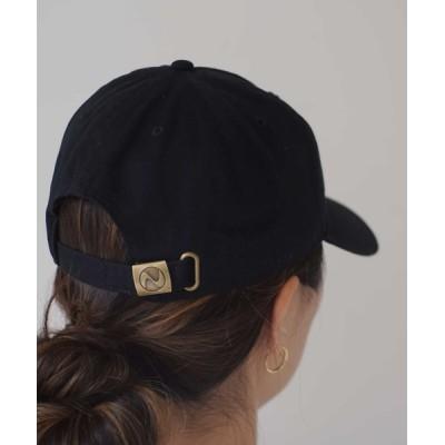 RiNc / 【 newhattan / ニューハッタン 】 シンプル コットン キャップ WOMEN 帽子 > キャップ