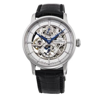 オリエントスター ORIENTSTAR 腕時計 RK-AZ0002S クラシック CLASSIC メンズ スケルトン 自動巻き(手巻付) ワニ革バンド アナログ(国内正規品)