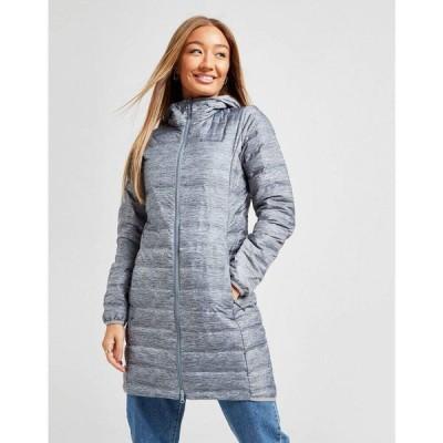 コロンビア Columbia レディース ジャケット ロング アウター lake longline jacket grey