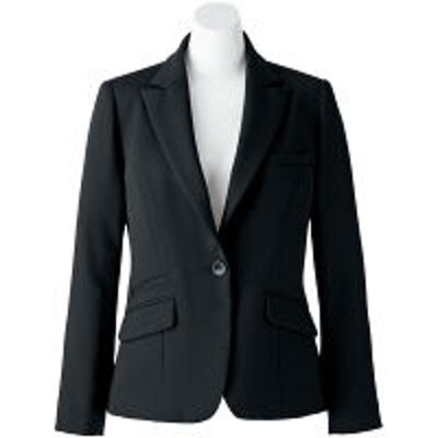 ボンマックスボンマックス ジャケット ブラック 5号 AJ0242-16-5 1着(直送品)