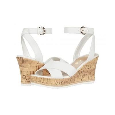 Unisa レディース 女性用 シューズ 靴 ヒール Dureen - White