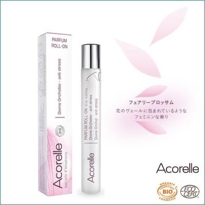 アコレル オーガニック香水 フェアリーブロッサム ロールオン 10ml / Acorelle