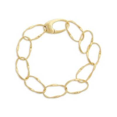 マルコ ビチェゴ レディース ブレスレット・バングル・アンクレット アクセサリー 18K Yellow Gold Onde Bracelet