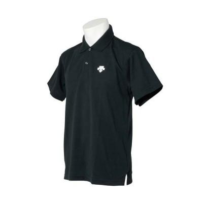 デサント(DESCENTE) ポロシャツ DMC-4850 BLK ブラック XA