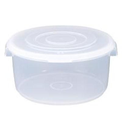 漬物容器 6L 深型 クリア 漬物シール 6型