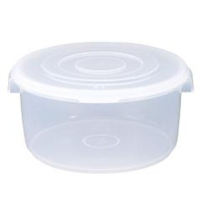 10%OFFクーポン対象商品 漬物容器 6L 深型 クリア 漬物シール 6型 クーポンコード:7CLY8DW