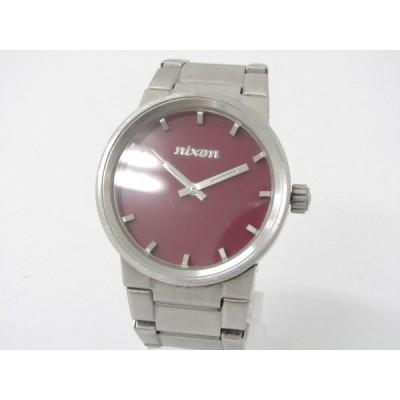 NIXON ニクソン THE CANNON クォーツ腕時計♪AC16081