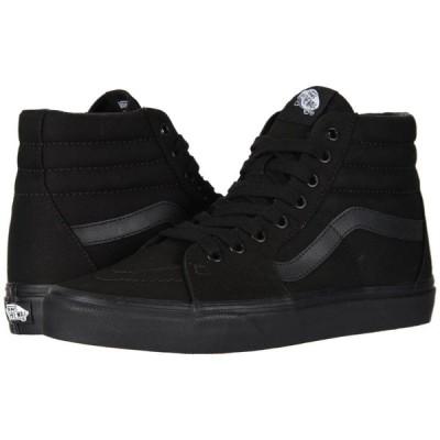 ヴァンズ Vans メンズ スニーカー シューズ・靴 SK8-Hi(TM) Core Classics Black/Black/Black