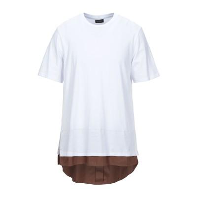 YES LONDON T シャツ ホワイト XL コットン 100% T シャツ