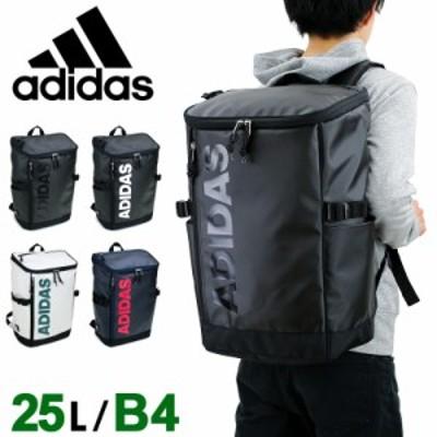 【商品レビュー記入で+5%】adidas(アディダス) フォーゲル スクエアリュック リュックサック デイパック バックパック 25L B4 撥水 62791