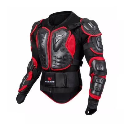 Wosaweオートバイのジャケット保護ギアゴーストレースモトクロス鎧プロテクタースノーボードスキースケートモトクロスジャケット