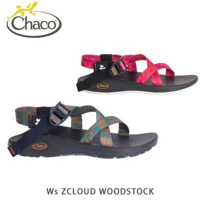 Chaco チャコ ZCLOUD WOODSTOCK Zクラウド ウッドストック サンダル シューズ レディース 12365260 CHA12365260 国内正規品