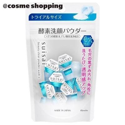 suisai ビューティクリア パウダーウォッシュN(トライアル)(本体/無香料) 洗顔料