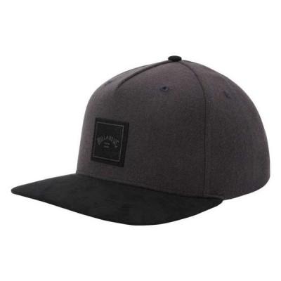 ビラボン メンズ メンズ用アクセサリー 帽子 キャップ billabong stacked-up-snapback