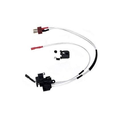 MODIFY Quantum 強化スイッチ 後方配線キット for M16シリーズw/シルバーメッキワイヤー&ウルトラプラグ