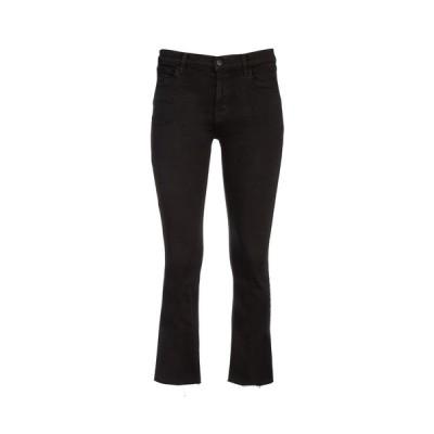 ジェイブランド レディース デニムパンツ ボトムス J Brand Selena Cropped Flare Jeans -