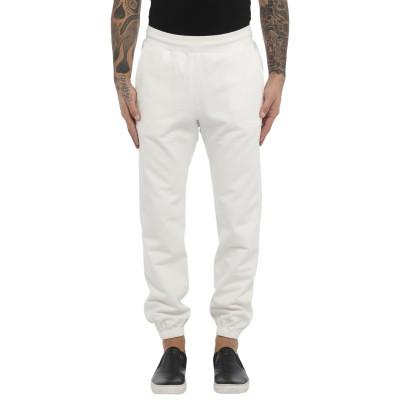 GR-UNIFORMA パンツ ホワイト S コットン 100% パンツ