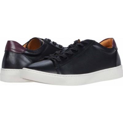 ブルーノ マリ Bruno Magli メンズ スニーカー シューズ・靴 Diaz Black Chile Leather