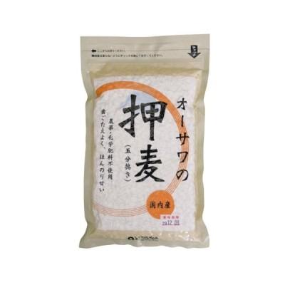 オーサワの押麦 五分搗き 300g  - オーサワジャパン