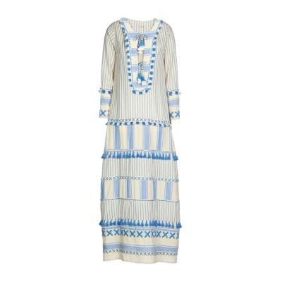 ドド・バー・オア DODO BAR OR ロングワンピース&ドレス ベージュ S コットン 100% ロングワンピース&ドレス