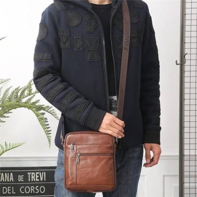 人気 安い カジュアル メンズバッグ ショルダーバッグ ビジネスバッグ 斜めがけ 肩掛け 多機能 通勤 合成革 鞄 カバン 社会人 通学 旅行 出張 カジュアル 男性用