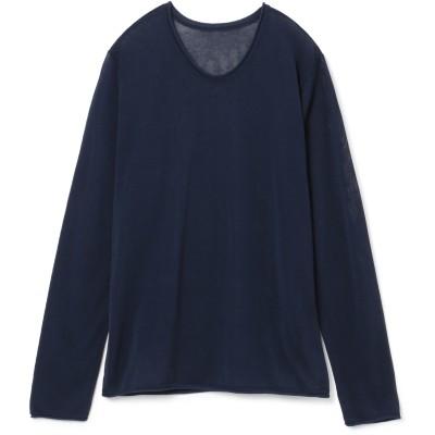 coda $ cycle(コーダ アンド サイクル)/sideline Extra High gauge short sleeve knit