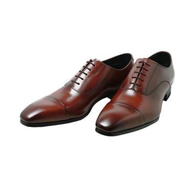 [リーガル] 10LR ブラウン 茶色、ブラック 黒色の メンズ用 ドレス ビジネスシューズ 靴 サイズ24-27cm 茶,25.5cm