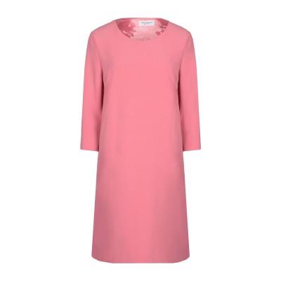 ANNA RACHELE ミニワンピース&ドレス ピンク 42 ポリエステル 95% / ポリウレタン 5% ミニワンピース&ドレス