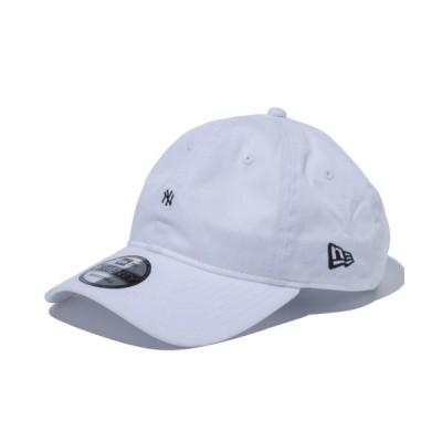 DONOBAN / 【NEW ERA】9TWENTY ニューヨーク・ヤンキース マイクロロゴ MEN 帽子 > キャップ