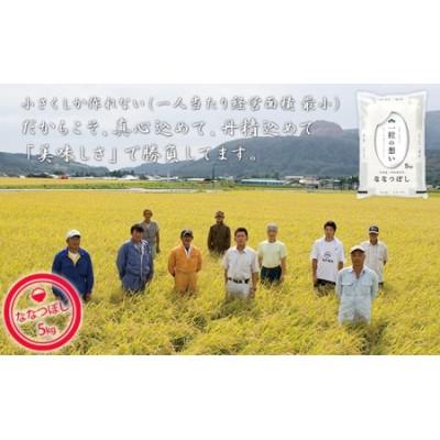 北海道壮瞥産 ななつぼし5kg