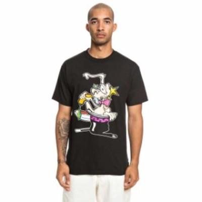 dc-shoes ディーシー シューズ ファッション 男性用ウェア Tシャツ dc-shoes rabbit